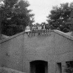 Bunkereingang alt
